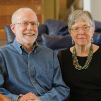 Doug '64 and Ruth Crane